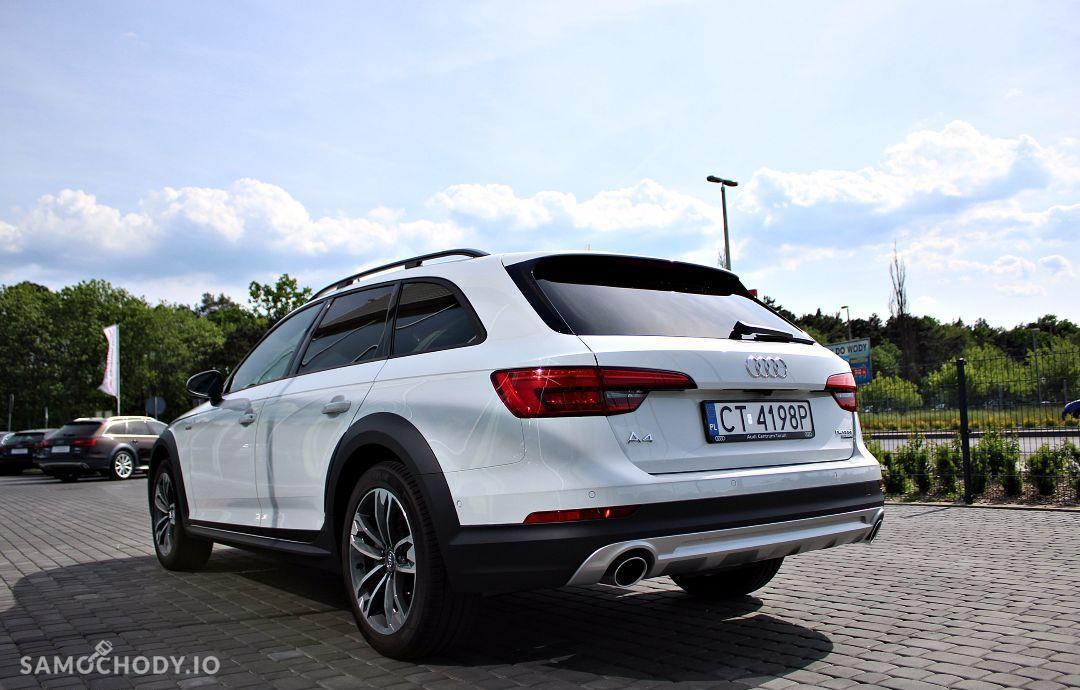 Audi A4 Allroad Quattro 2.0TFSI 252KM S tronic Salon PL Gwarancja 5lat 7