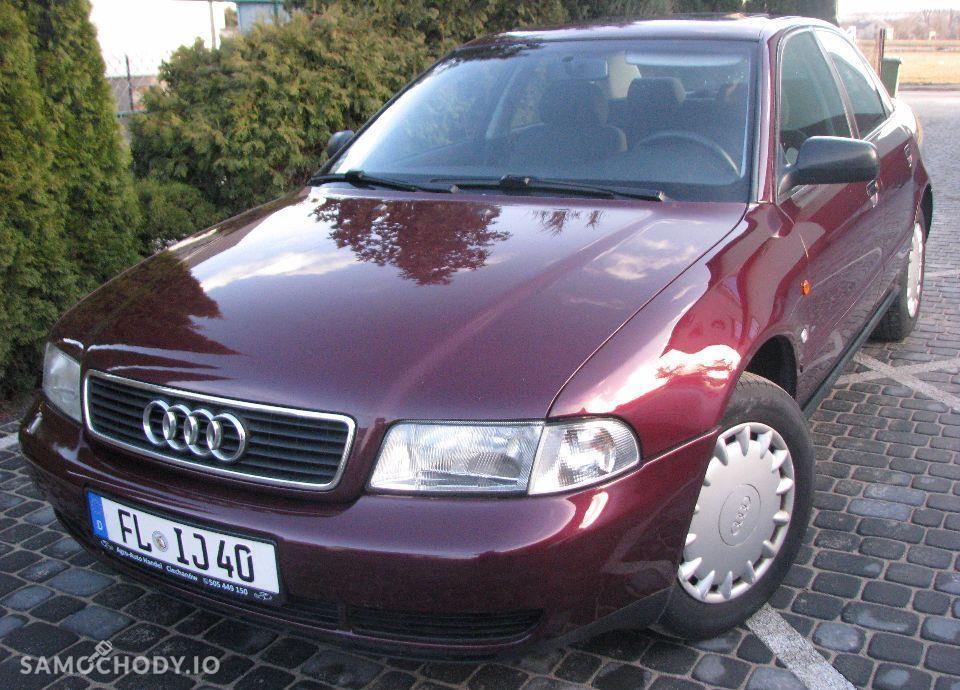 Audi A4 1.8 125 km Bardzo ładna*Automat*z Niemiec Opłacona 1