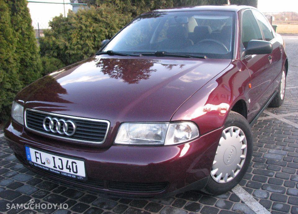 Audi A4 1.8 125 km Bardzo ładna*Automat*z Niemiec Opłacona 37