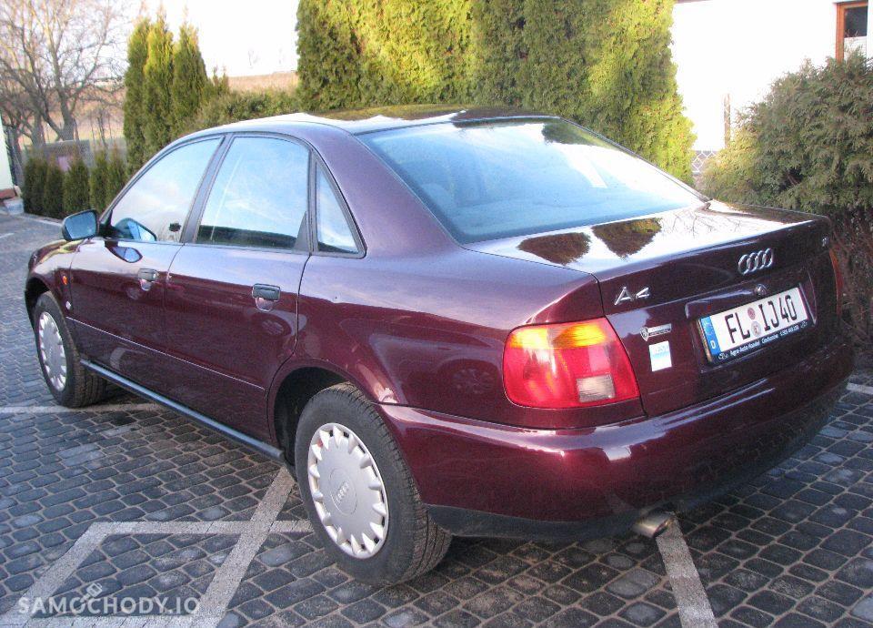 Audi A4 1.8 125 km Bardzo ładna*Automat*z Niemiec Opłacona 2