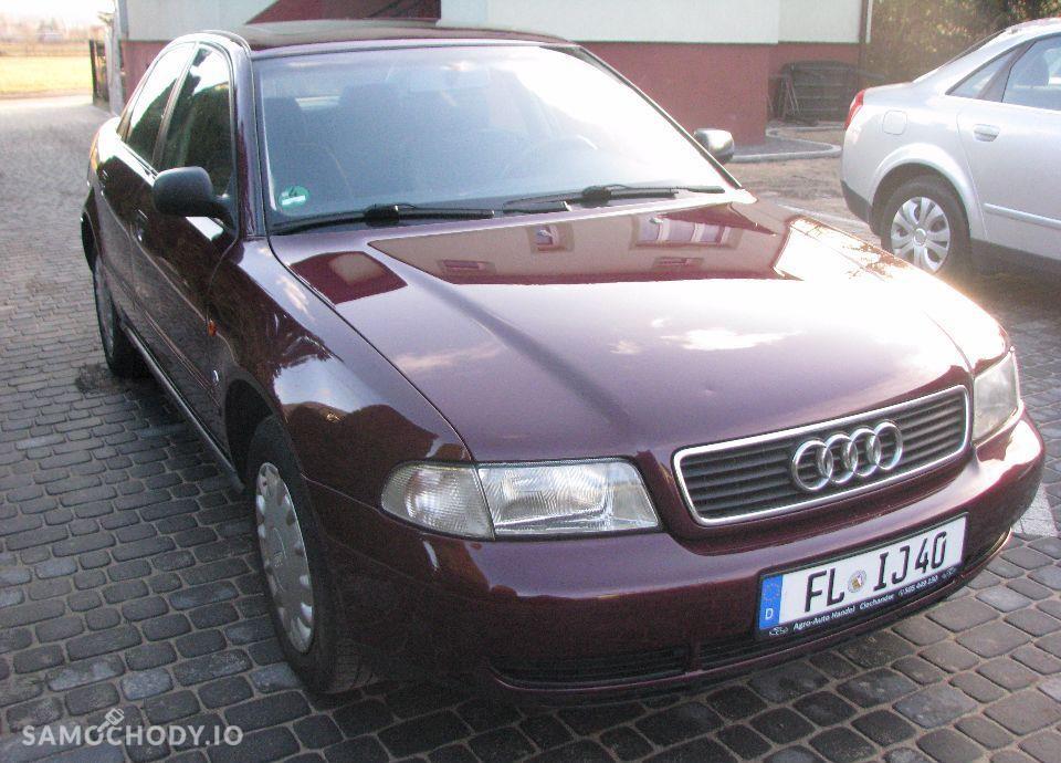 Audi A4 1.8 125 km Bardzo ładna*Automat*z Niemiec Opłacona 11