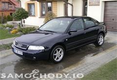 z miasta kościerzyna Audi A4 LIFT 1.6 Benzynka Klimatronik Alufelgi Bardzo Ładny