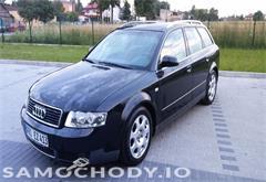 audi z województwa lubelskie Audi A4 2,0 Avant wersja B6 z 2002 roku, Xenony, klima , z Niemiec
