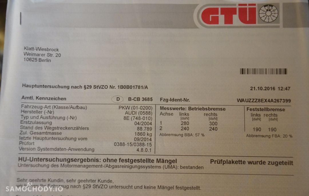 Audi A4 Zarejestrowany Tylko 90 tyś przebiegu. serwisowany w ASO do końca. 67
