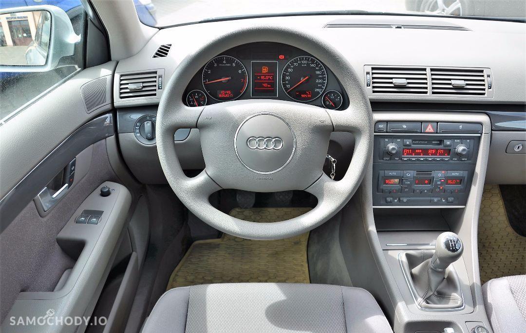 Audi A4 Zarejestrowany Tylko 90 tyś przebiegu. serwisowany w ASO do końca. 22
