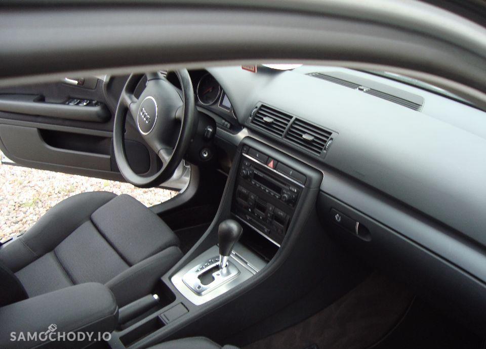 Audi A4 benzyna 2,4 automat, bardzo dobry stan 92