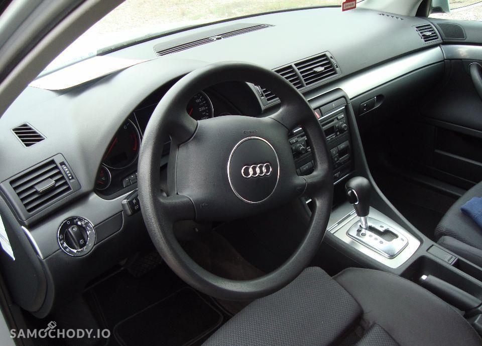 Audi A4 benzyna 2,4 automat, bardzo dobry stan 16