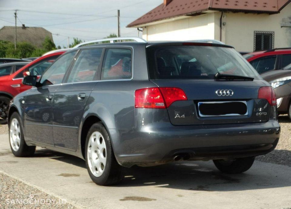 Audi A4 Zarejestrowany*Ubezpieczony *Super stan*Serwisy 7