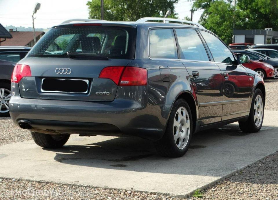 Audi A4 Zarejestrowany*Ubezpieczony *Super stan*Serwisy 4