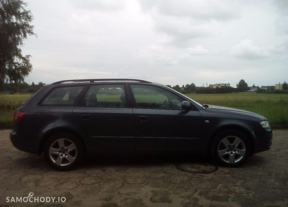Audi A4 GOTOWA DO REJESTRACJI, Fajna Wersja, Skóry, 2x Alu 22