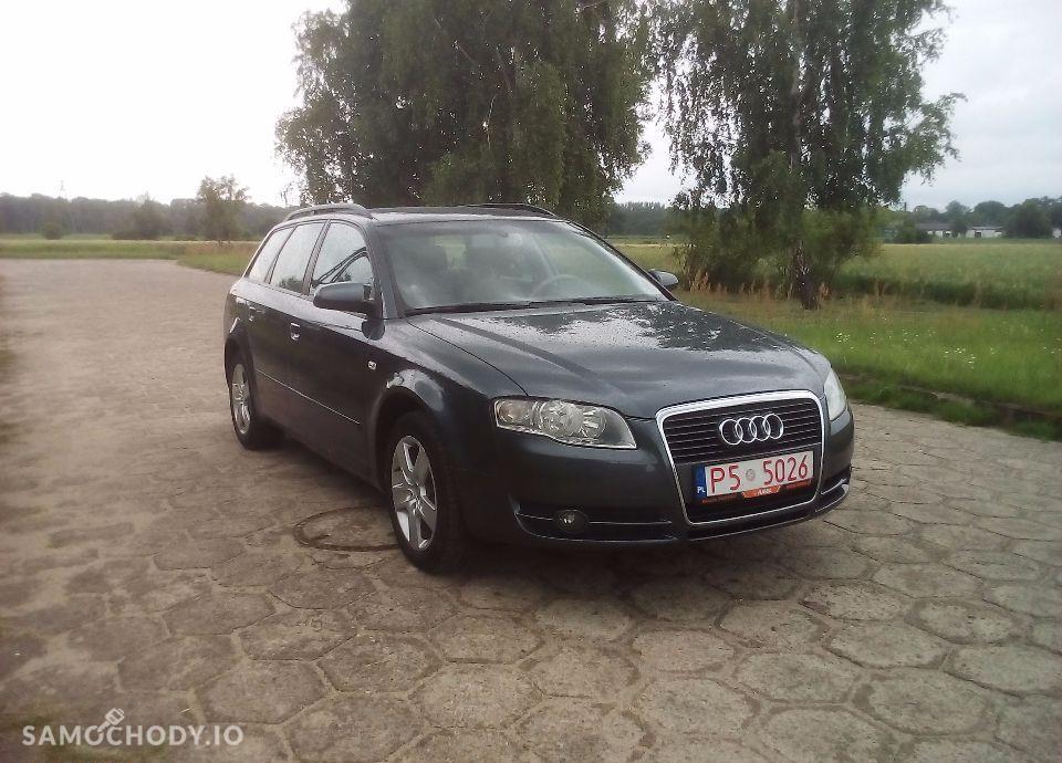 Audi A4 GOTOWA DO REJESTRACJI, Fajna Wersja, Skóry, 2x Alu 4