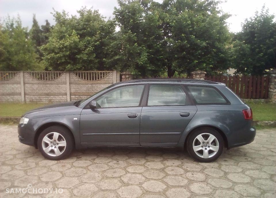 Audi A4 GOTOWA DO REJESTRACJI, Fajna Wersja, Skóry, 2x Alu 16