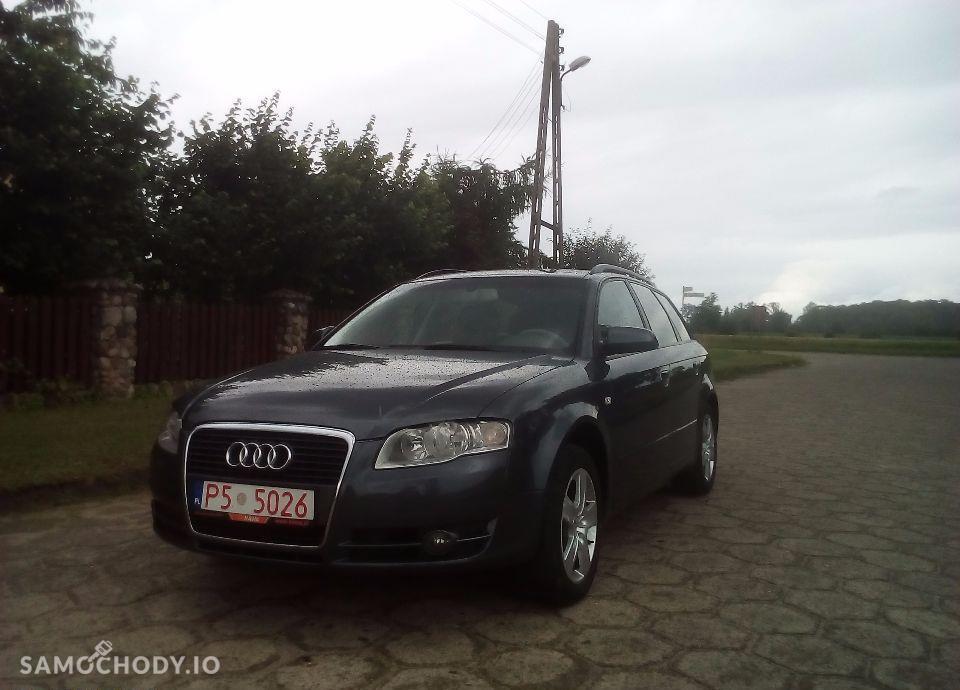 Audi A4 GOTOWA DO REJESTRACJI, Fajna Wersja, Skóry, 2x Alu 2