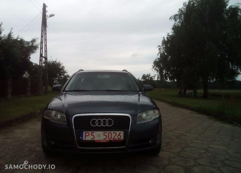 Audi A4 GOTOWA DO REJESTRACJI, Fajna Wersja, Skóry, 2x Alu 1