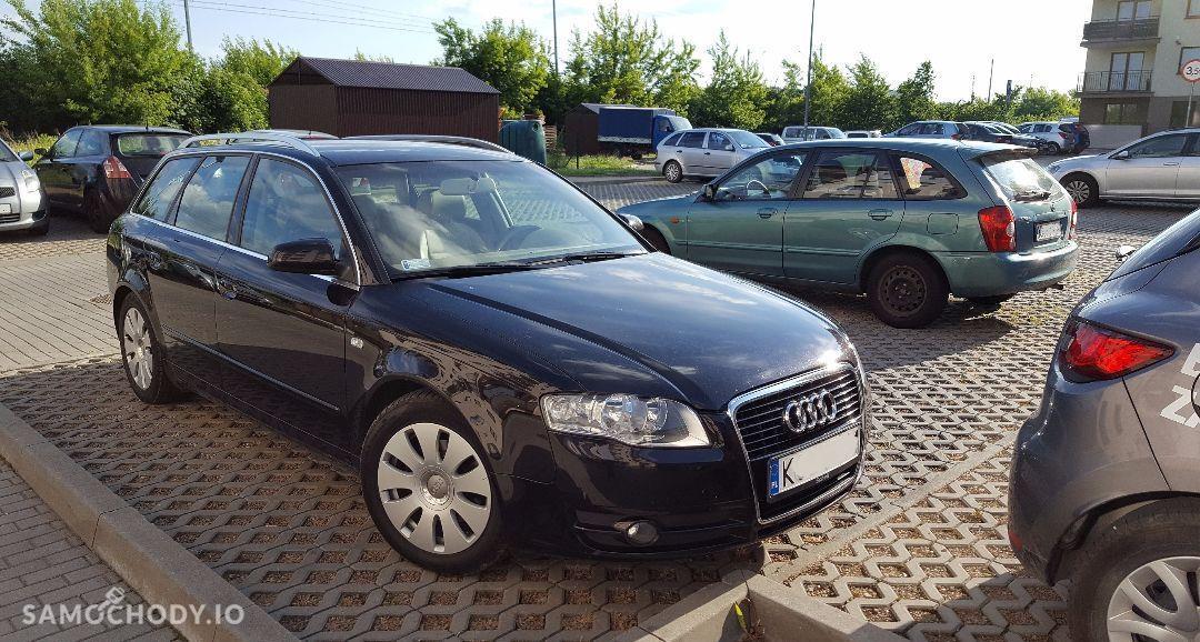Audi A4 AVANT, Zarejestrowany 2