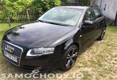audi z województwa mazowieckie Audi A4 Zarejestrowany 2,0 TDI 170kM Super Zadbany 150 tyś km 6 Biegów