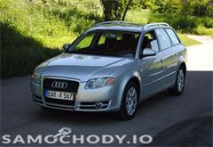 audi z województwa śląskie Audi A4 2.0 140KM Kombi,Skóra,Klimatronik,Bardzo Ładny Stan Perfekcyjny