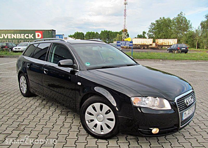 Audi A4 Zadbane Audi a4 2.0 benz.131km NIE FSI ALU Klimatronik! Parktronik! 4