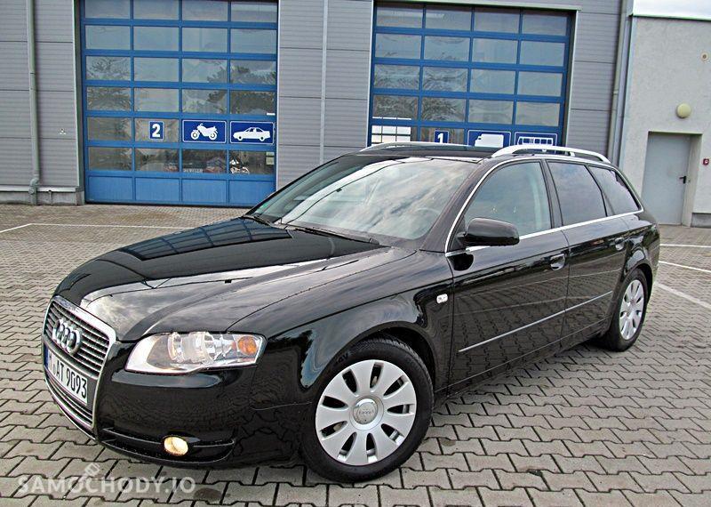 Audi A4 Zadbane Audi a4 2.0 benz.131km NIE FSI ALU Klimatronik! Parktronik! 1