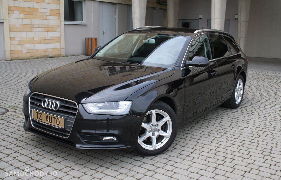 Audi A4 Audi A4 2.0 Tdi Quattro, Xenon,Navi,TV, z Niemiec po opłatach 2