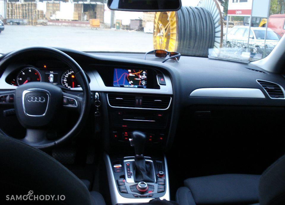 Audi A4 2010r automat,bixenon,nawi,led 7