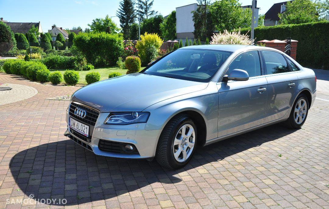 Audi A4 1,8TFSI ** 160KM ** zarejstrowany ** BOGATA WERSJA ** 4