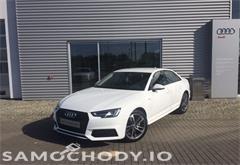 z miasta lubin Audi A4 Limuzyna 1,4TFSI 150KM Stronic z pakietem Czerń Wyprzedaż!