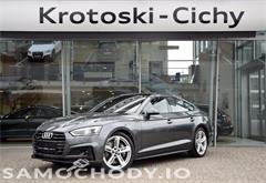 z wojewodztwa łódzkie Audi A5 Sportback 2.0TFSI 252KM Quattro S line HeadUP DEMO ASO Krotoski Cichy