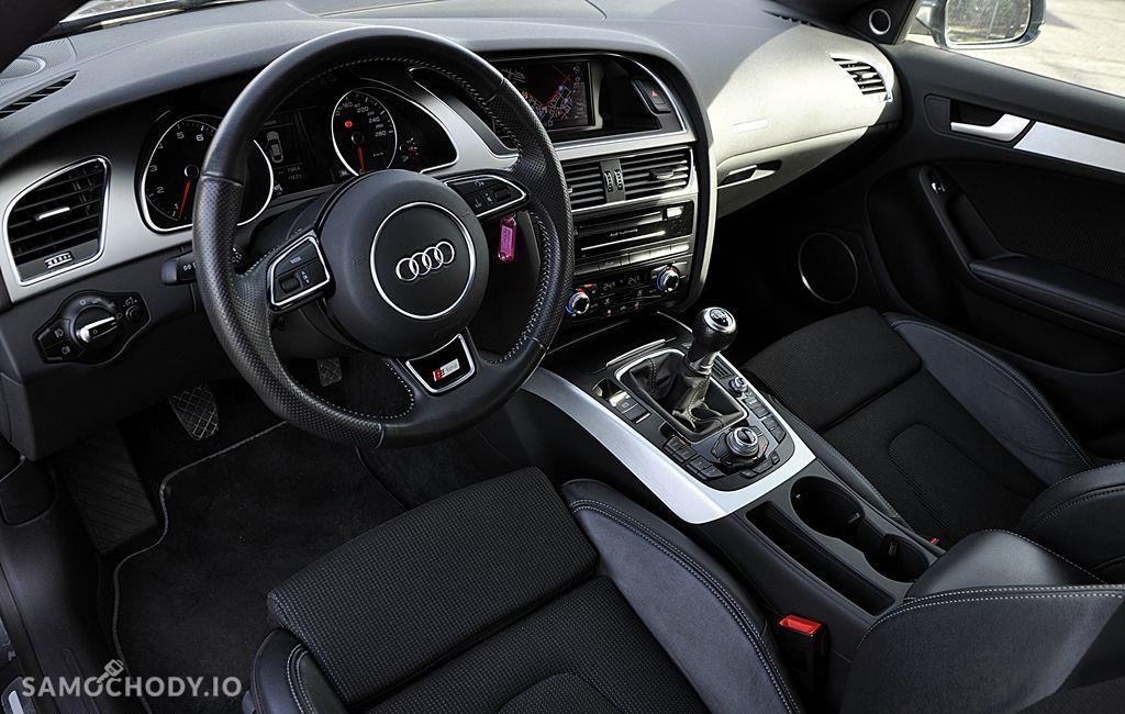 Audi A5 Sportback 2xS Line BangOlufsen Ledy Navi Serwis Zarejestrowany 29