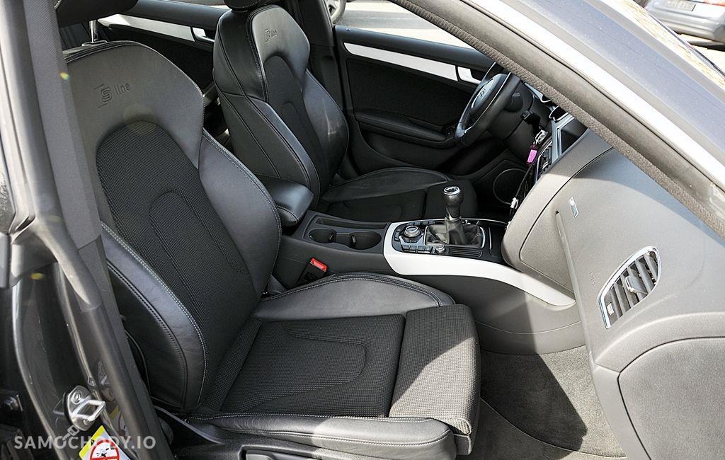 Audi A5 Sportback 2xS Line BangOlufsen Ledy Navi Serwis Zarejestrowany 79