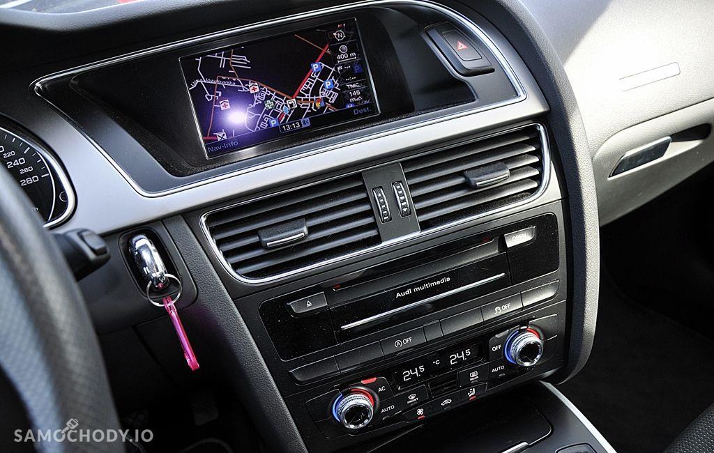 Audi A5 Sportback 2xS Line BangOlufsen Ledy Navi Serwis Zarejestrowany 37