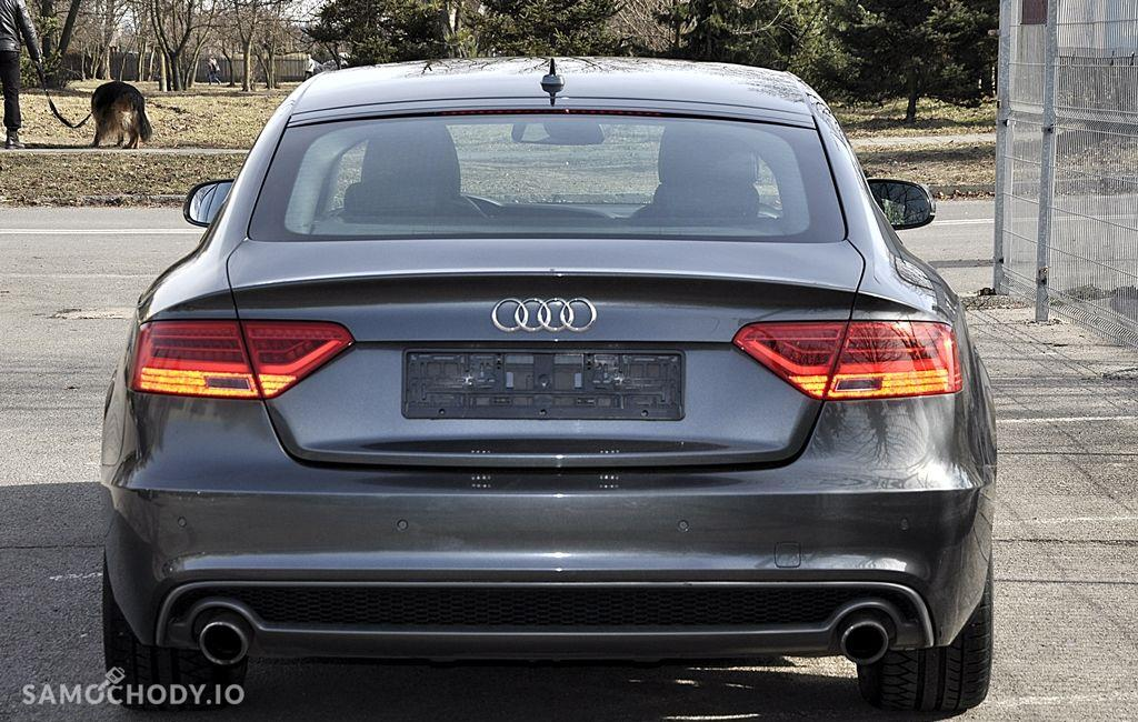 Audi A5 Sportback 2xS Line BangOlufsen Ledy Navi Serwis Zarejestrowany 22