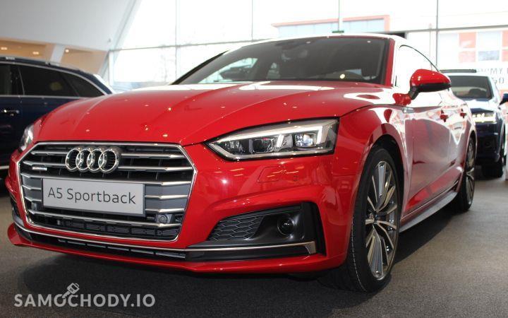 Audi A5 Sport 2.0TDI quattro 140kW (190KM) S tronic 2