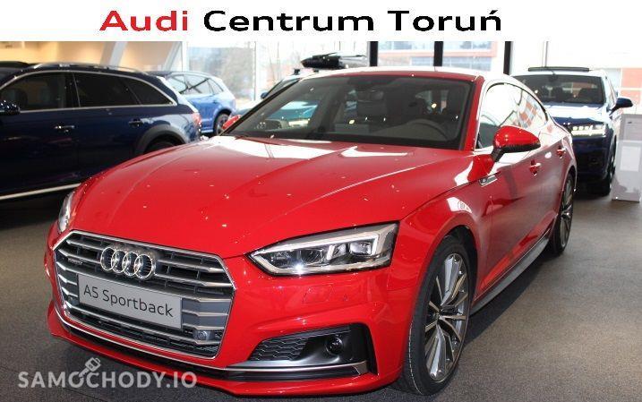 Audi A5 Sport 2.0TDI quattro 140kW (190KM) S tronic 1