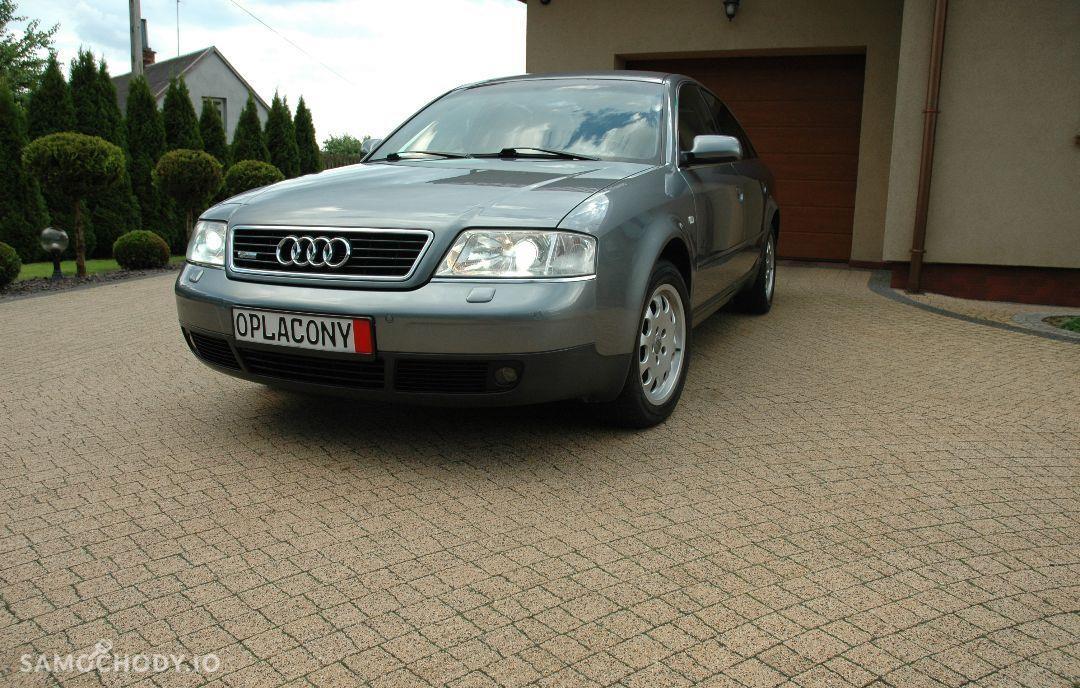 Audi A6 2.4 Benzyna Świezo Sprowadzone /Opłacone Xenon Navi Czujniki Park . 7