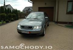 audi z województwa podlaskie Audi A6 2.4 Benzyna Świezo Sprowadzone /Opłacone Xenon Navi Czujniki Park .