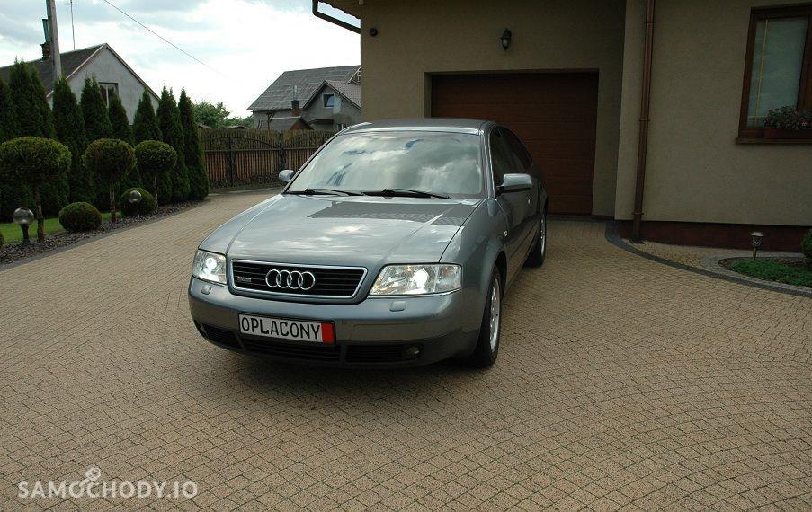 Audi A6 2.4 Benzyna Świezo Sprowadzone /Opłacone Xenon Navi Czujniki Park . 1