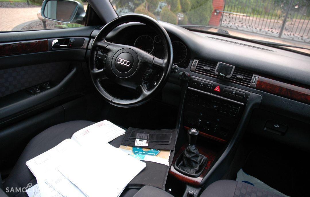 Audi A6 2.4 Benzyna Świezo Sprowadzone /Opłacone Xenon Navi Czujniki Park . 22