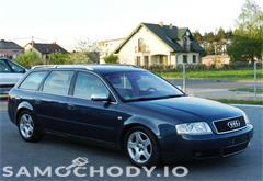 audi z województwa mazowieckie Audi A6 z Niemiec po Opłatach, Super Stan, Serwis !!!