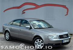 audi a6 c5 (1997-2004) Audi A6 Automat/ Gaz/ Salon Polska/ Zadbny