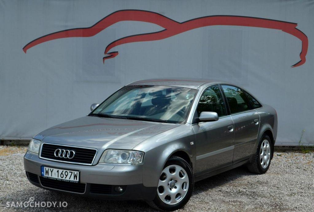 Audi A6 Automat/ Gaz/ Salon Polska/ Zadbny 4