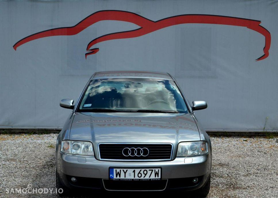 Audi A6 Automat/ Gaz/ Salon Polska/ Zadbny 2