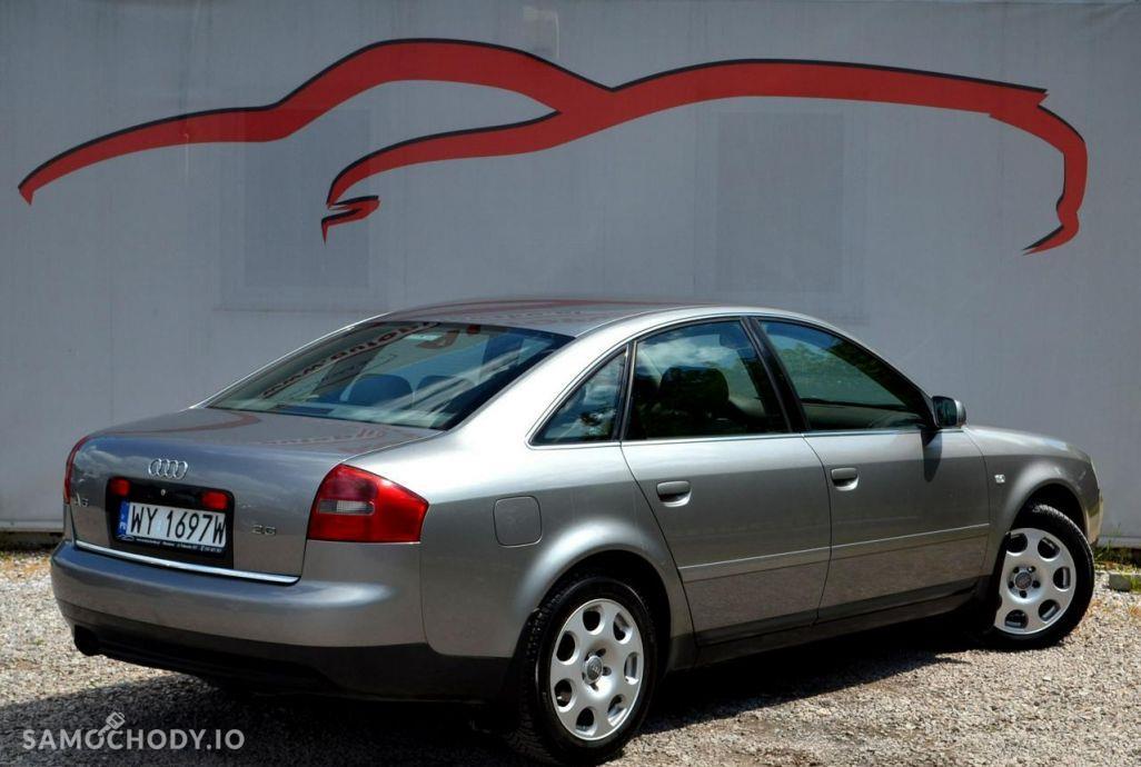 Audi A6 Automat/ Gaz/ Salon Polska/ Zadbny 7