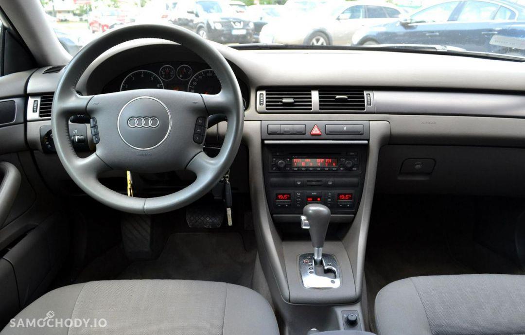 Audi A6 Automat/ Gaz/ Salon Polska/ Zadbny 22