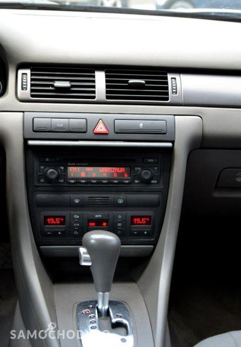 Audi A6 Automat/ Gaz/ Salon Polska/ Zadbny 79