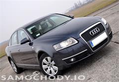 audi z województwa mazowieckie Audi A6 _Pełny Luksus_2.7TDI *Krem Skóry *Xenon *Zarej.PL*ZAMIANA*