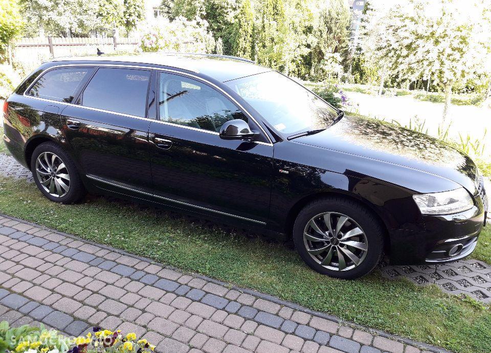 Audi A6 Sprzedam Audi A6 S LINE 11