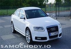 audi z województwa wielkopolskie Audi A6 2.7 TDI QUATTRO! S LINE! Super wersja! Super Stan!
