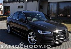 audi a6 Audi A6 Stan perfekcyjny pełny s line plus model 2015 S Tronik