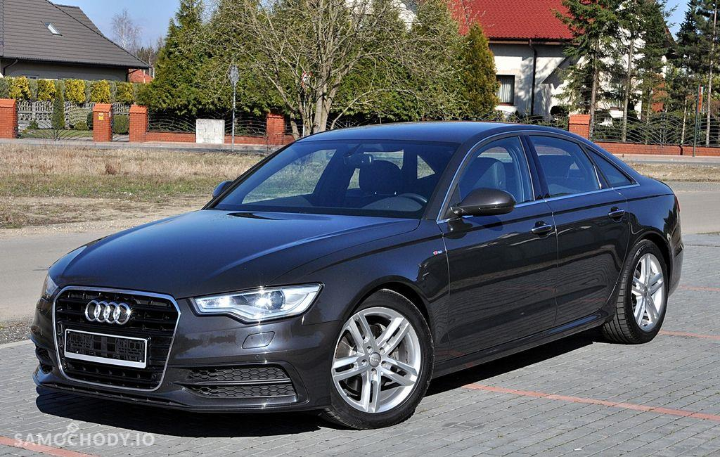Audi A6 Stan perfekcyjny pełny s line plus model 2015 S Tronik 4